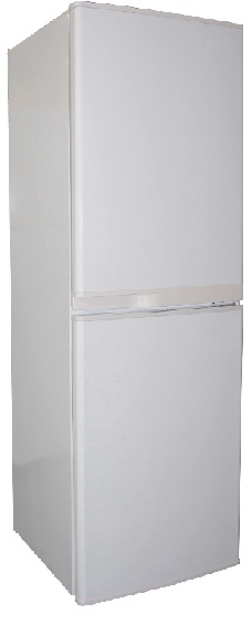 fridge/freezer 273 liter bs308-m